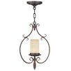 <strong>Millburn Manor 1 Light Mini Pendant</strong> by Livex Lighting