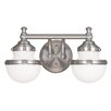 <strong>Livex Lighting</strong> Oldwick 2 Light Vanity Light