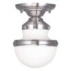 Livex Lighting Oldwick Semi Flush Mount