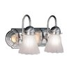 <strong>Belmont 2 Light Bath Vanity Light</strong> by Livex Lighting