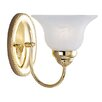 <strong>Livex Lighting</strong> Edgemont 1 Light Wall Sconce