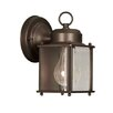 Livex Lighting Outdoor Basics Wall Lantern