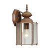 <strong>Outdoor Basics Wall Lantern</strong> by Livex Lighting