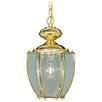 Basics 1 Light Outdoor Hanging Lantern