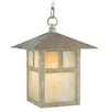 <strong>Montclair Mission 1 Light Outdoor Hanging Lantern</strong> by Livex Lighting
