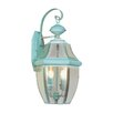 <strong>Monterey Outdoor Wall Lantern</strong> by Livex Lighting