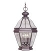 Bradford 4 Light Outdoor Hanging Lantern