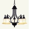 <strong>Livex Lighting</strong> Belle Meade 5 Light Chandelier