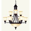 Livex Lighting Belle Meade 9 Light Chandelier