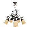 <strong>Eden 5 Light Chandelier</strong> by Livex Lighting