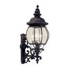 Livex Lighting Frontenac 4 Light Outdoor Wall Lantern