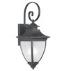 <strong>Livex Lighting</strong> Hillsdale Outdoor Wall Lantern