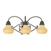 <strong>Livex Lighting</strong> Manor 3 Light Vanity Light