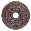 <strong>Ceiling Medallion in Imperial Bronze</strong> by Livex Lighting