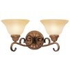 Livex Lighting Bristo 2 Light Vanity Light