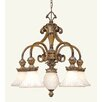 Livex Lighting Savannah 5 Light Chandelier