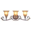 Livex Lighting Villa Verona 3 Light Vanity Light
