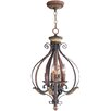 <strong>Livex Lighting</strong> Villa Verona 4 Light Foyer Pendant