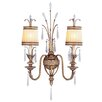 La Bella 2 Light Wall Sconce