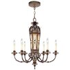 <strong>Livex Lighting</strong> Bristol Manor 6 Light Chandelier