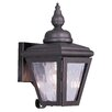 <strong>Livex Lighting</strong> Cambridge Outdoor Wall Lantern