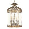<strong>Livex Lighting</strong> Chateau 6 Light Foyer Pendant