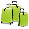<strong>Freedom 3 Piece Lightweight Hard Shell Spinning/Rolling Luggage Set</strong> by Traveler's Choice