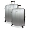 Traveler's Choice Rome Hard-Shell Spinner 2 Piece Luggage Set