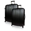 <strong>Traveler's Choice</strong> Rome Hard-Shell Spinner 2 Piece Luggage Set