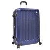"""Traveler's Choice Glacier 29"""" Hardshell Expandable Spinner Luggage"""