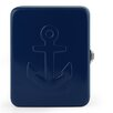 Kikkerland Anchor Box, Blue