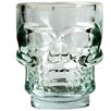 Kikkerland Skull Shot Glass (Set of 4)