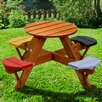 <strong>Kids Picnic Table</strong> by Swing Town