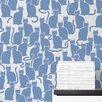Aimee Wilder Designs Shadowcat Wallpaper