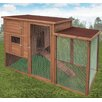 <strong>Ware Mfg</strong> Premium+Chicken Coop with Ramp