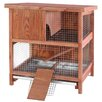 Ware Manufacturing The Townhouse Small Animal Hutch