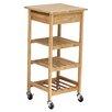 Oceanstar Design Kitchen Cart I