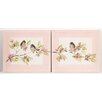 <strong>Cotton Tale</strong> 2 Piece Nightingale Canvas Art Set