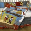 Pirates Cove 4 Piece Crib Bedding Set
