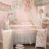 <strong>Tea Party 10 Piece Crib Bedding Set</strong> by Cotton Tale
