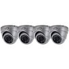 <strong>SVAT Electronics</strong> Hi-Res Outdoor Dome Security Camera 600TVL (Set of 4)