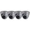 SVAT Electronics Hi-Res Outdoor Dome Security Camera 600TVL (Set of 4)