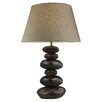 "Dimond Lighting Elemis 23"" H Table Lamp with Empire Shade"