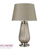"Dimond Lighting Moro Barley Twist 17"" H Table Lamp with Empire Shade"