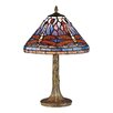 "Dimond Lighting Dragonfly 18"" H Table Lamp"