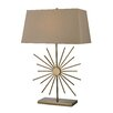 "Dimond Lighting 20"" H Table Lamp with Rectangular Shade"