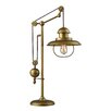 "<strong>Dimond Lighting</strong> Farmhouse 32"" H Antique Table Lamp"