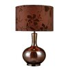 "<strong>Dimond Lighting</strong> Fairview 25"" H Table Lamp with Drum Shade"