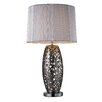 "<strong>Trump Home Varick 29"" H Table Lamp with Drum Shade</strong> by Dimond Lighting"