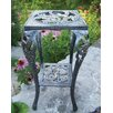 Oakland Living Hummingbird Table Square Stand Planter